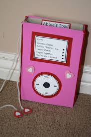 cute valentine box ideas for girls for ipod i adapted this
