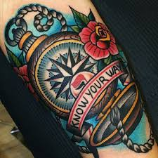 american traditional tattoos styles inkdoneright