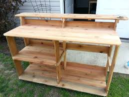 outdoor cooking prep table outdoor cooking table how to make an outdoor bar and grilling prep