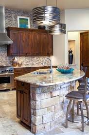 built in kitchen island custom kitchen islands us1 me