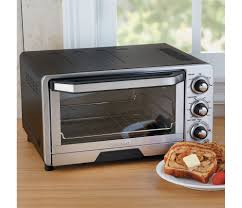 Cuisinart Compact Toaster Oven Broiler Cuisinart Tob 40 Toaster Oven Review Kitchenreviewsdirect Com