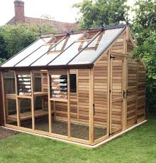 garden shed greenhouse combo imageck shed types pinterest