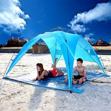 Beach Shade Umbrella Easygo Shelter Xl Instant Beach Umbrella Tent Pop Up Easy Up
