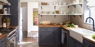 2 tone kitchen cabinets two toned kitchen cabinets painting your kitchen cabinets