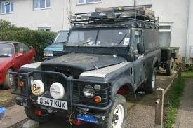 modified land rover of the year competition sureterm direct