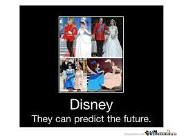 Disney Birthday Meme - disney knows the future by claramari meme center