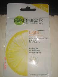 Masker Di Alfamart berbagi berbagi pengalaman garnier lightening peel mask
