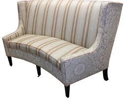 gorgeous curved upholstered banquette 39 curved upholstered