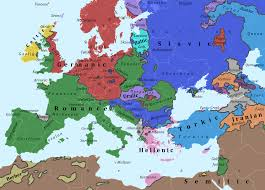Europe Language Map by Linguistic Map Thread Page 6 Alternate History Discussion