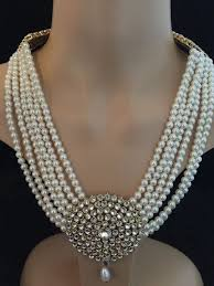 long pearl necklace set images 169 best blingforyou images abundance american jpg