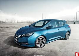 nissan christmas future cars 2018 nissan leaf keeps things familiar