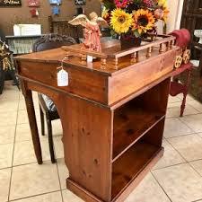 Repurposed Secretary Desk Furniture Antique Vintage Repurposed Pastimes Decor Antiques
