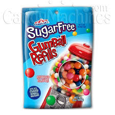 Where Can I Buy Gumballs Small Gumballs Refill For Home Gumball Machines 50
