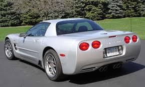 2001 z06 corvette for sale depreciating corvettes top 10 price declines of 2007 corvette
