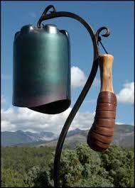53 best garden bells images on metal projects wind