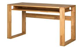 Schreibtisch Klein Kaufen Schreibtisch Eiche Massiv Geölt Lahn Möbel Höffner