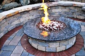 Outdoor Gas Fire Pit Kits by Why Gas Fire Pits U2014 Home Fireplaces Firepits