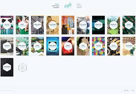 Art Portfolio Design Perfection In A Portfolio A Web Design Showcase Webdesigner Depot