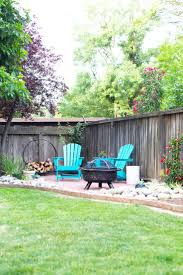 Landscaping Ideas For Backyard by Best 20 Backyard Patio Ideas On Pinterest Backyard Makeover