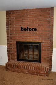 diy fireplace mantel the idea room