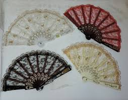Hand Fan Wedding Programs Wedding Favors Party Favors Mini Hand Fans Mini Spanish Hand