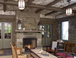 screened in porch with fireplace sport sense