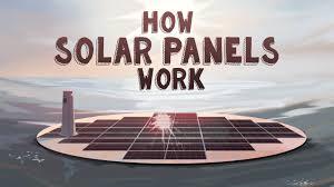 How How Do Solar Panels Work Richard Komp Youtube