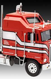kenworth aerodyne truck revell kenworth aerodyne