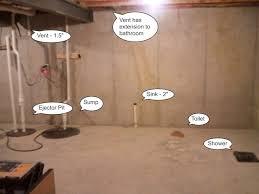 basement plumbing plumbing diy home improvement diychatroom