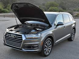 audi q7 cargo capacity pros and cons review 2017 audi q7 ny daily