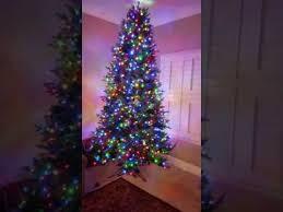 costco 9 ft pre lit just cut aspen fir tree