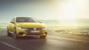 volkswagen arteon rear first preview of all new volkswagen arteon our focus is you