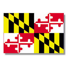 4 best images of maryland state flag printable maryland state