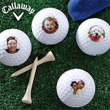 callaway photo personalized golf balls add your own picture