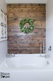 best 25 accent walls ideas on pinterest master bedroom wood bless er house how to install a plank wall in a bathroom