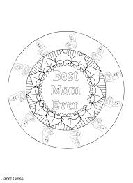 free mother u0027s day coloring pages educational printables