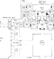 Mansion Layouts Gothic Mansion Floor Plans Ayanahouse Mansion Floor Plans Houses
