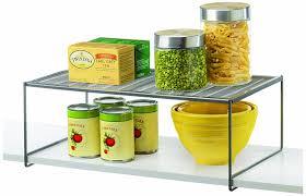 amazon com lynk locking large kitchen pantry cabinet shelf