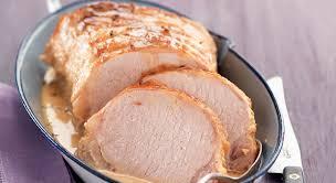 cuisiner le roti de porc rôti de porc au lait recette gourmand