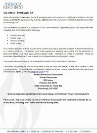 gis analyst cover letter