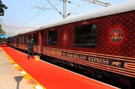 maharajas express train luxury train maharajas express flagged off for new tourist season