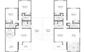 2 floor plans with garage 3 bedroom duplex floor plans with garage homes zone