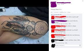 tattoo snob rage rage