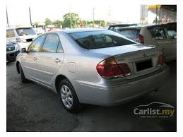 toyota camry 06 for sale toyota camry 2006 e 2 0 in selangor automatic sedan silver for rm