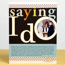 scrapbook wedding wedding scrapbook pages