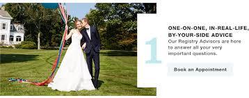 combined wedding registry wedding registry benefits macy s