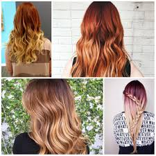 less damaging hair colors red best hair color ideas trends in 2017 2018