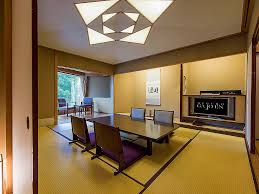 Japanese Room Hotel In Tokyo Hotel Gajoen Tokyo