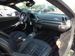 Ferrari 458 Italia Interior - nero black interior 2011 ferrari 458 italia photo 68462417