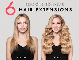 Wedding Hair Extensions Before And After by 6 Reasons To Wear Hair Extensions U2013 Luxy Hair